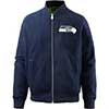New Era NFL Seattle Seahawks Team Melton Bomber Jacket