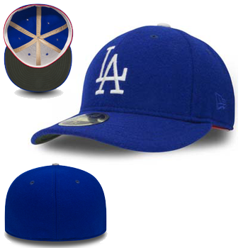 New Era/MLB Los Angeles Dodgers Relocation Heritage Low Profile 59FIFTY