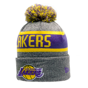 New Era NBA Los Angeles Lakers Marl Knit