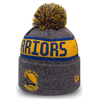 New Era NBA Golden State Warriors Bonnet avec revers Marl