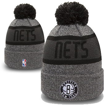 New Era NBA Brooklyn Nets Marl Knit