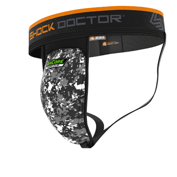 Shock Doctor/Supporter w/AirCore Hard Cup 233