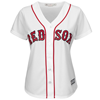 Majestic Chemise Femme Boston Red Sox Cool Base® Home Jersey
