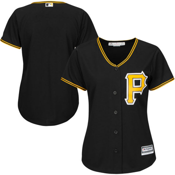 Majestic Pittsburgh Pirates  Womens Cool Base® Jersey