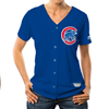 Majestic Chemise Femme Chicago Cubs Cool Base®