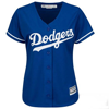 Majestic Chemise Femme Los Angeles Angels Dodgers Cool Base®