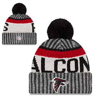 New Era/Bonnet NFL Atlanta Falcons 2017 Sideline Knit