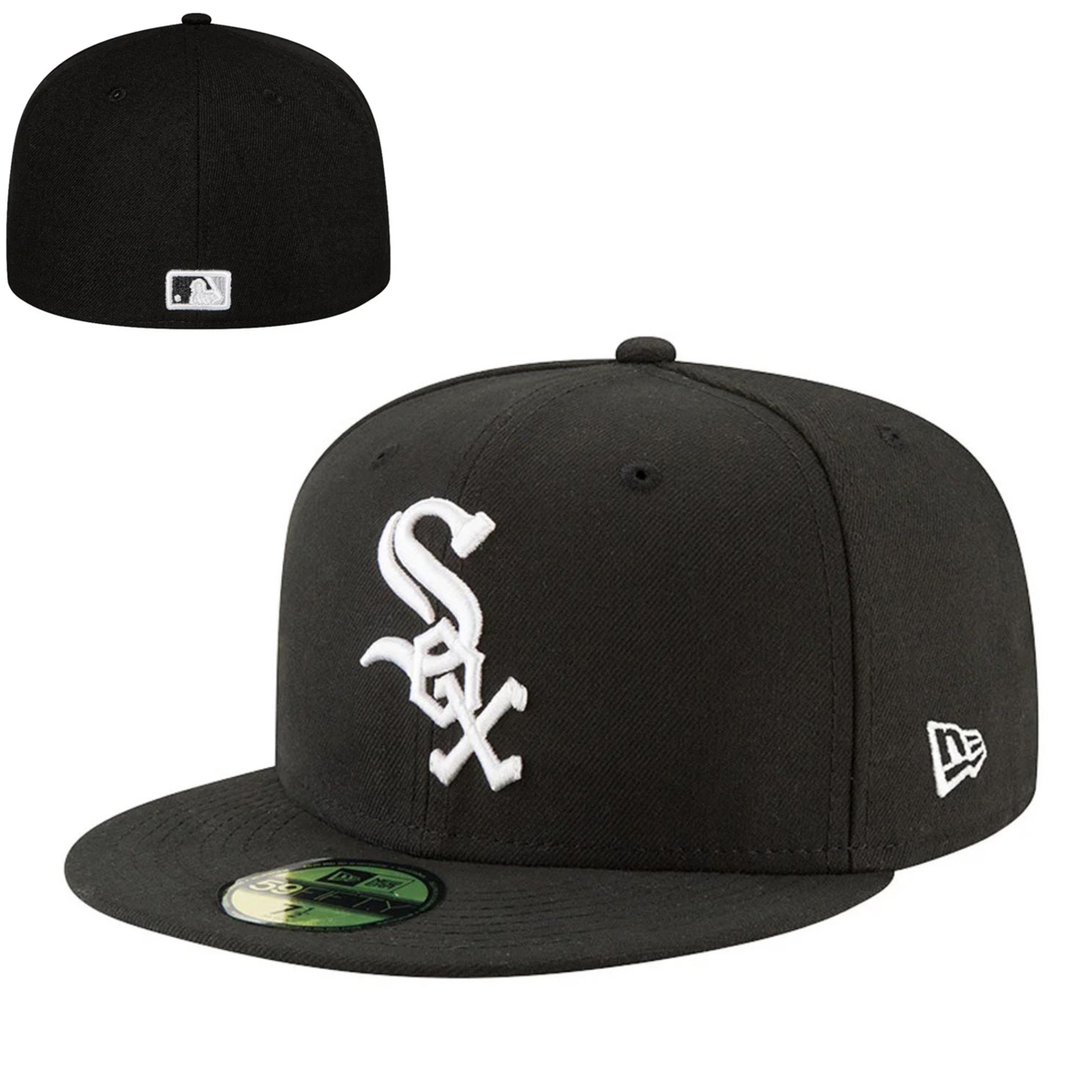 New Era/MLB Chicago White Sox Authentic On-Field Game 59FIFTY