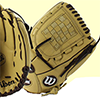 "Wilson A500 WTA05RB1812 12"" youth baseball 10-13"