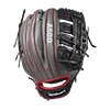 "Wilson A500 WTA05RB18125 12.5"" Youth 10-13"
