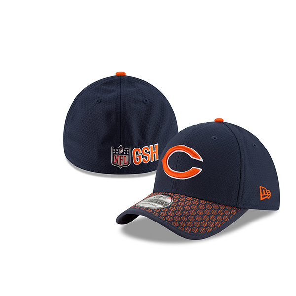 New Era Chicago Bears ONF NFL 17 39Thirty Sideline C