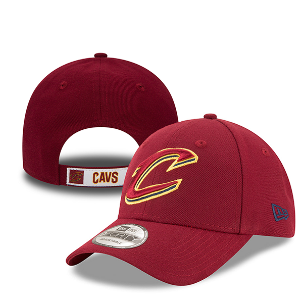New Era NBA Cleveland Cavaliers The League 9Forty