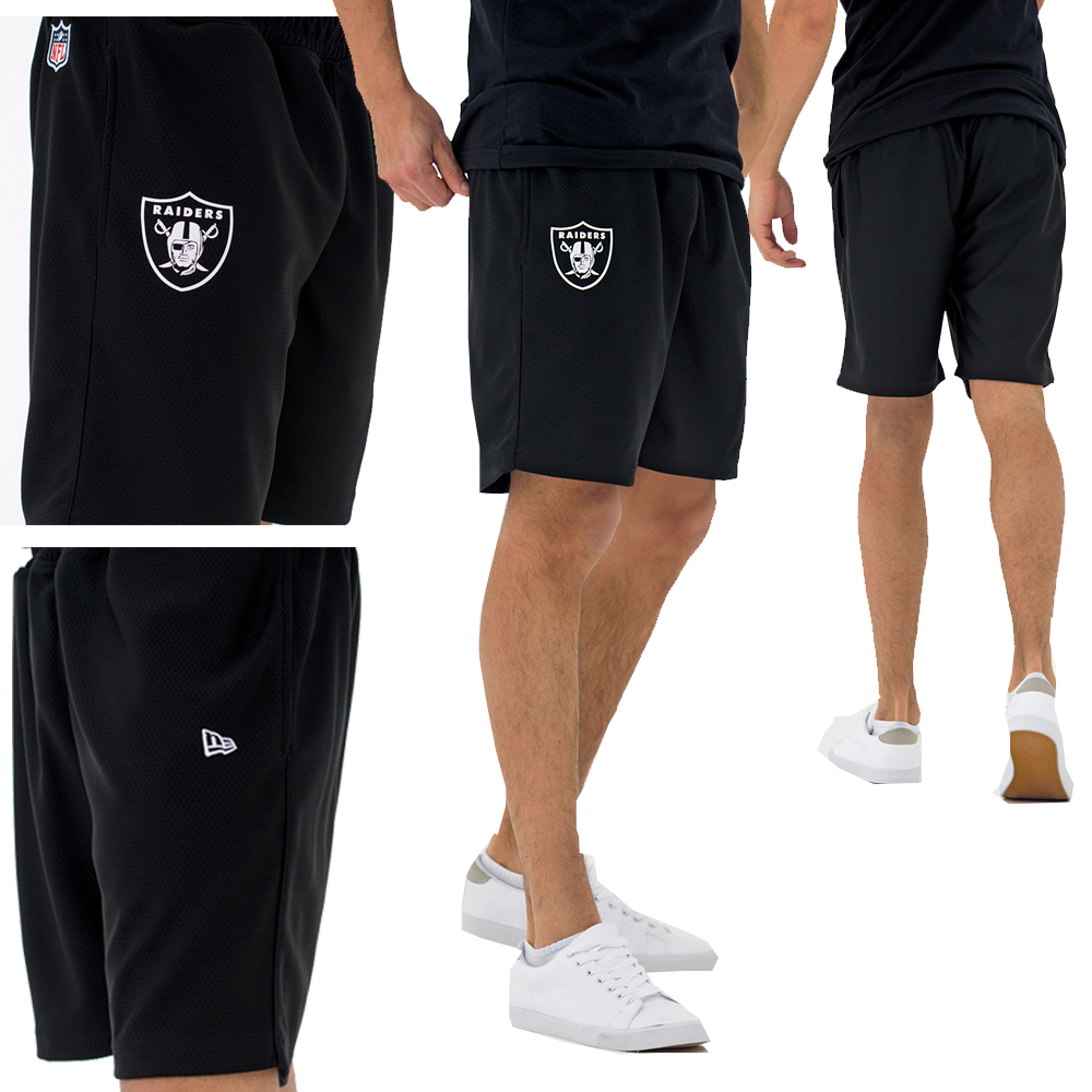 FANATICS NFL Oakland Raiders Otabe Fleece Short
