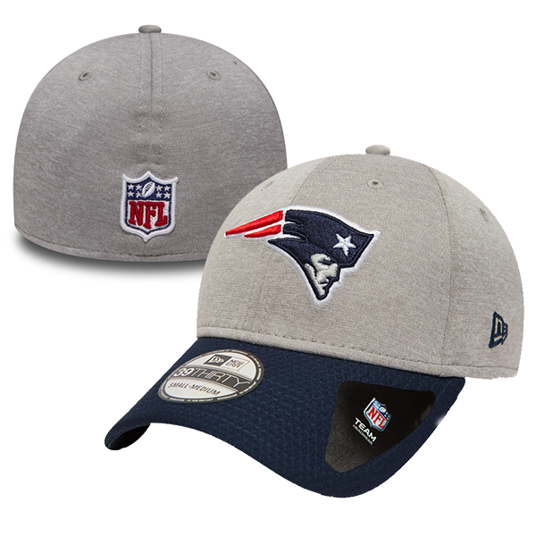 New Era NEw england Patriots Jersey Hex 39THIRTY
