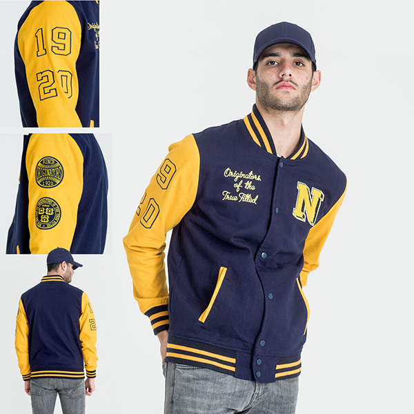 New Era College Summer Varsity Jacket