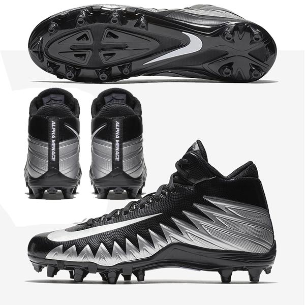 newest collection 9122a 2d74d (74.17 € hors CE) · Nike Alpha Menace Varsity Mid