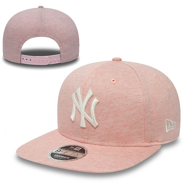 New Era MLB Jersey Brights Nw York Yankees 9Fifty Pink