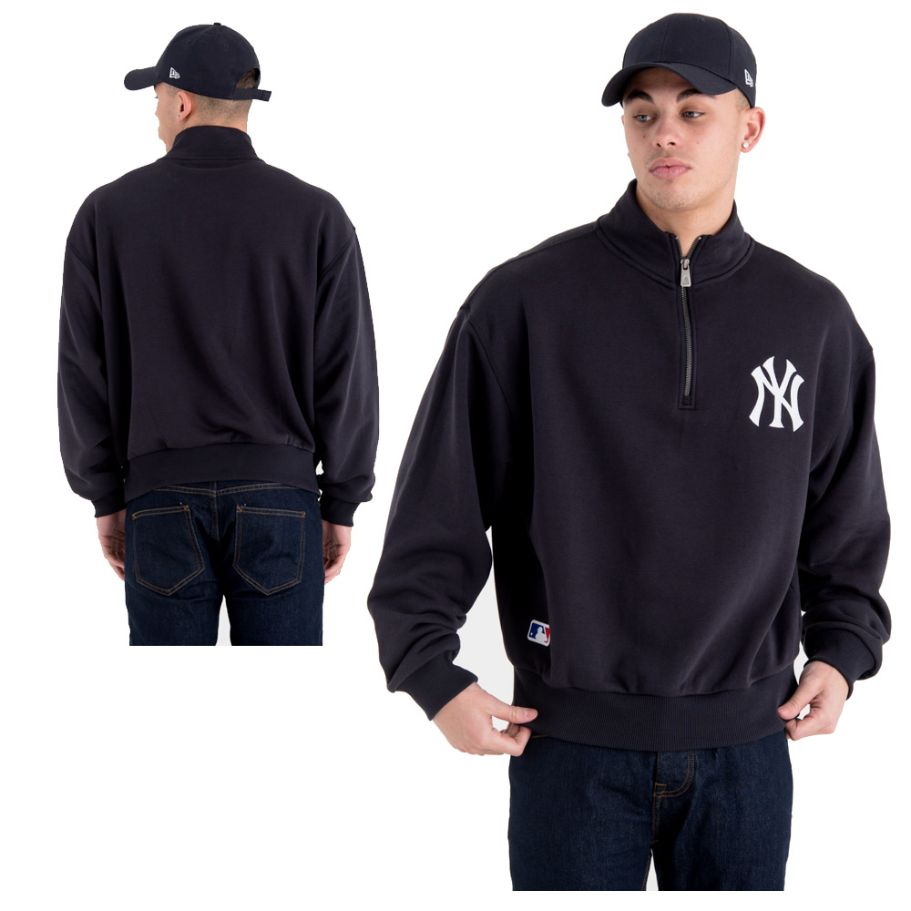New Era MLB New York Yankees University Club Turtle Neck
