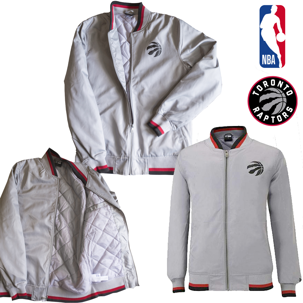 New Era NBA Toronto Raptors Team Apparel Varsity Jacket