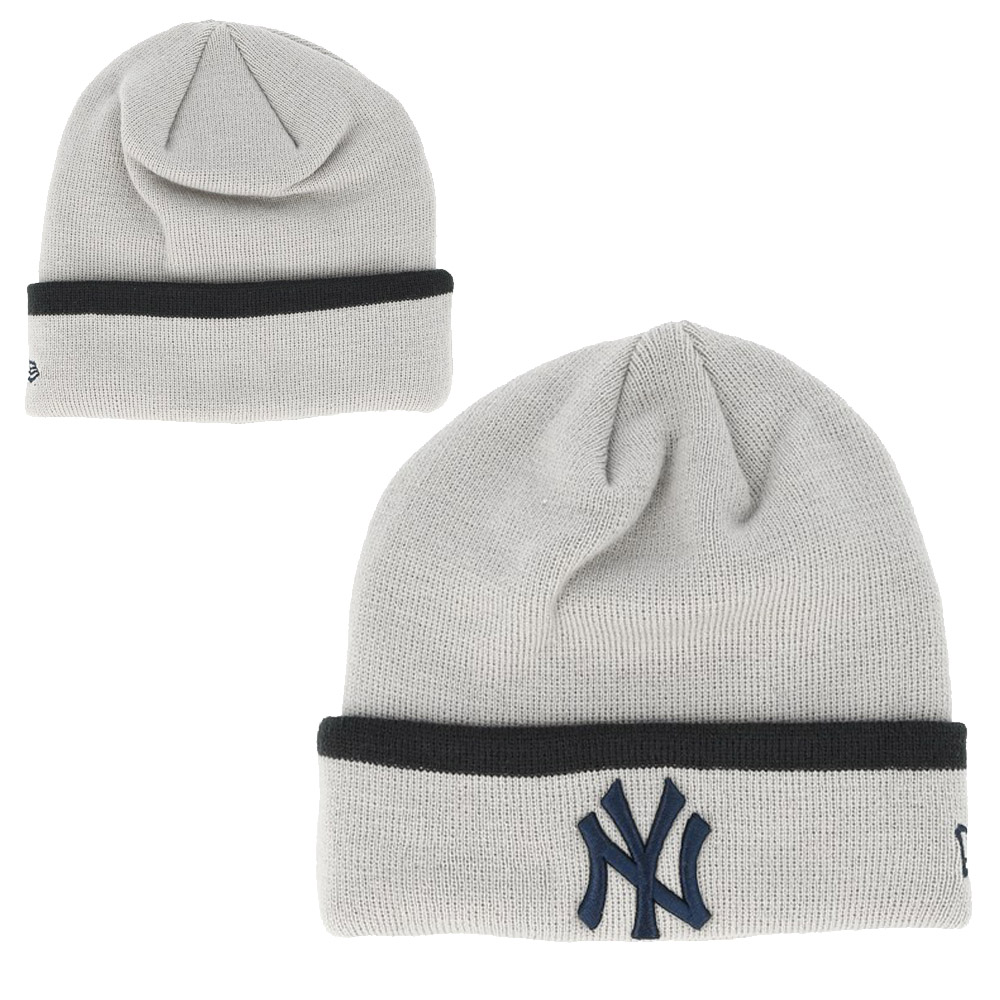 MLB New York Yankees Team Cuff Knit Beanie aac2725fb7d9
