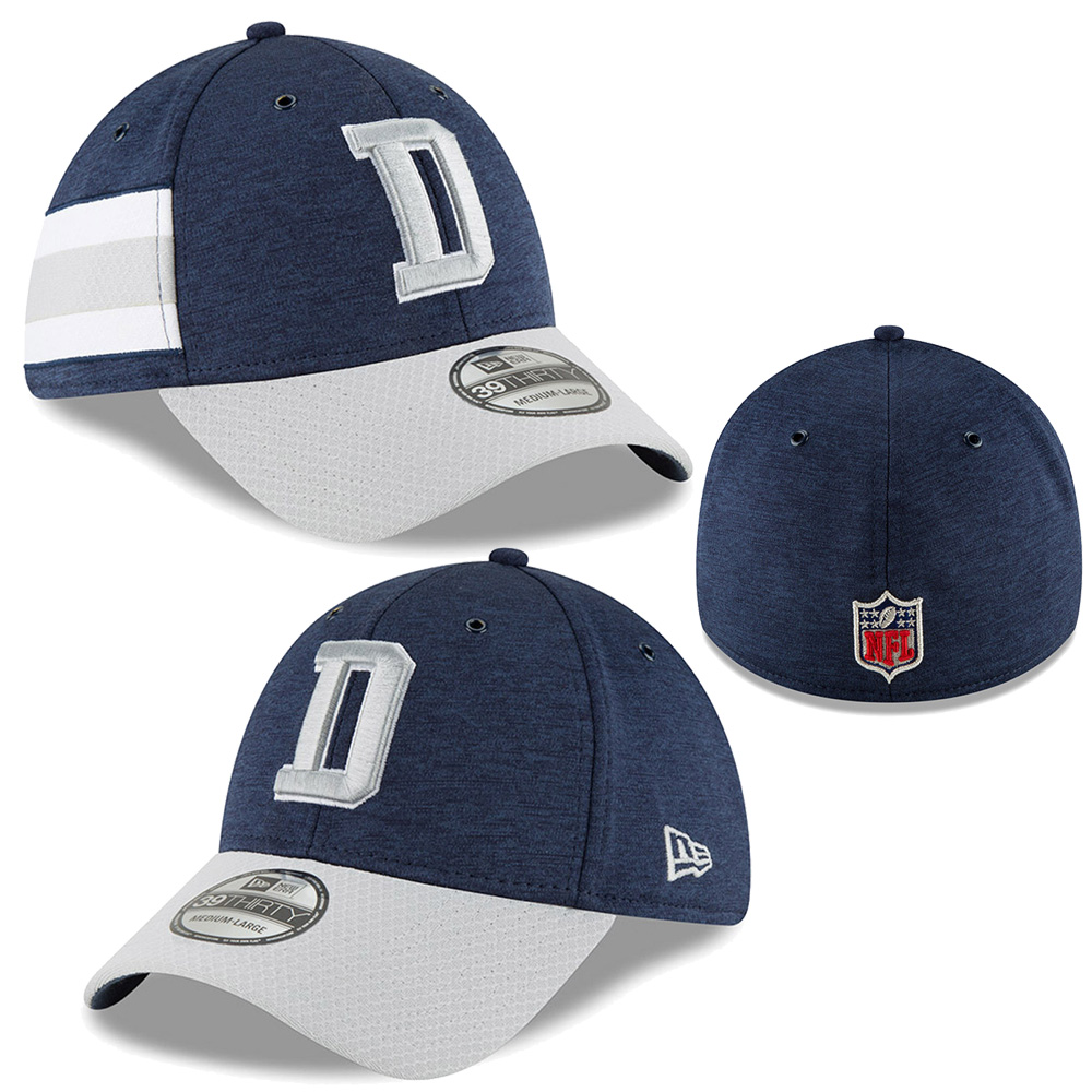 9315e3c22cd New Era NFL Dallas Cowboys Sideline Home 2018 39Thirty
