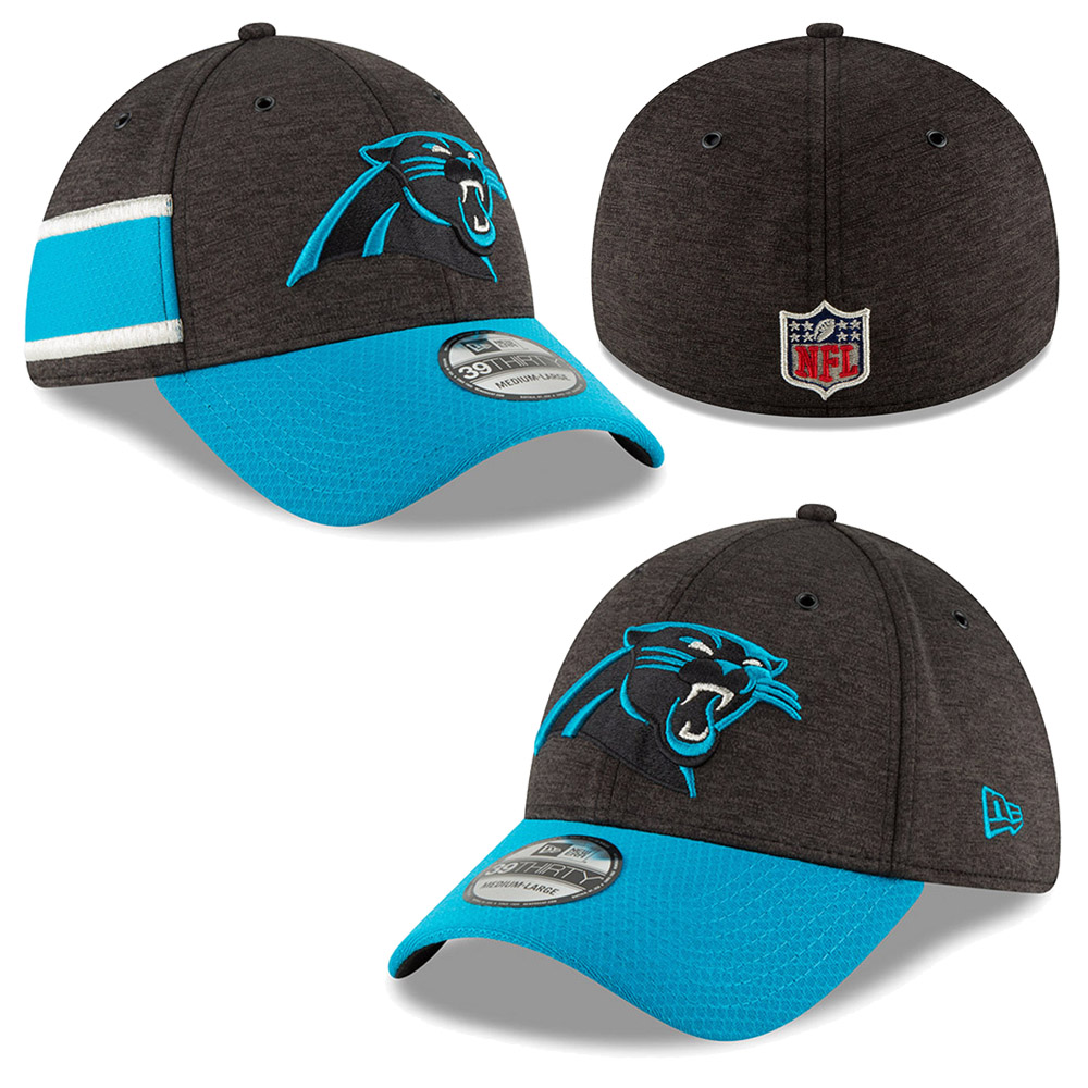 945d4b0a0 New Era - NFL Carolina Panthers Sideline Home 2018 39Thirty
