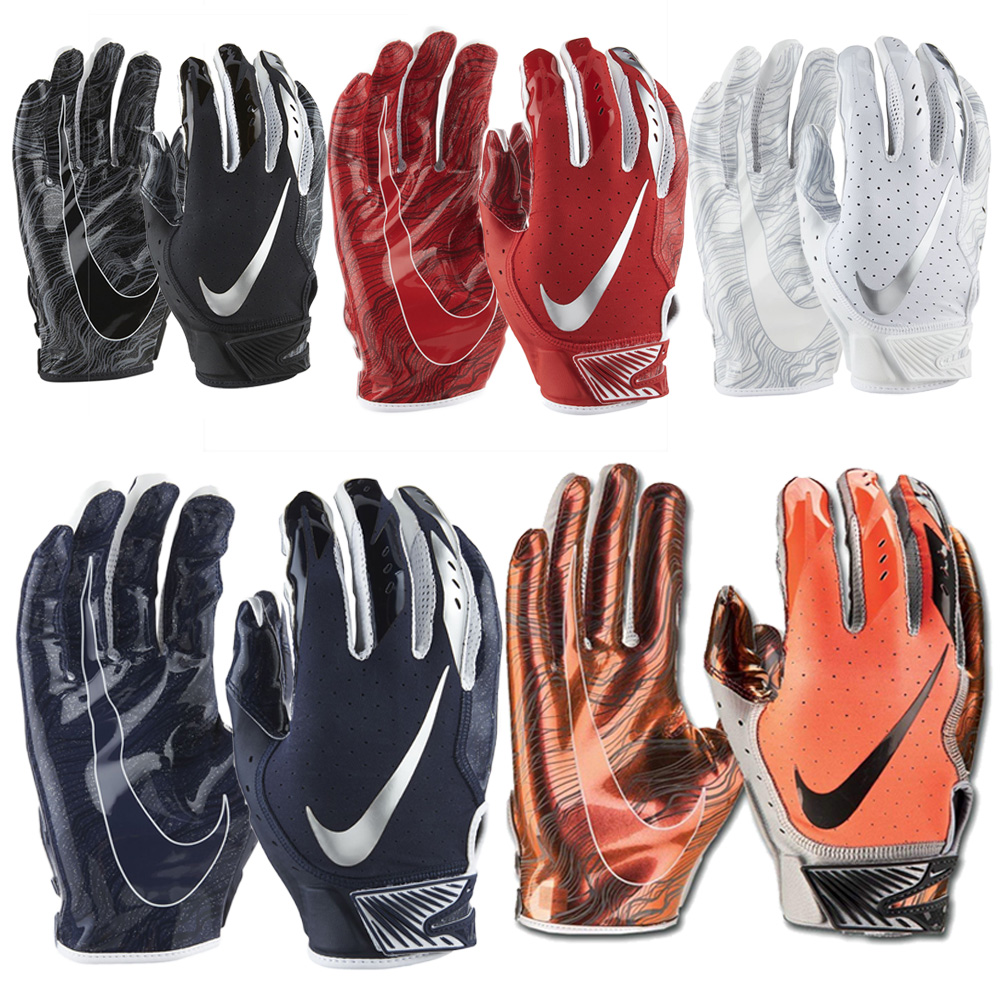 Nike Vapor Jet 5.0  NFG17 football glove all colors