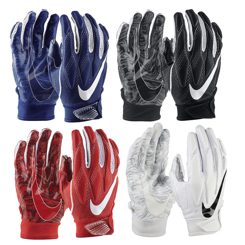 factory authentic eb658 b06f8 Nike Superbad 4.5 NFG19 Football Glove All Colors - Gant de Football  Américains LB