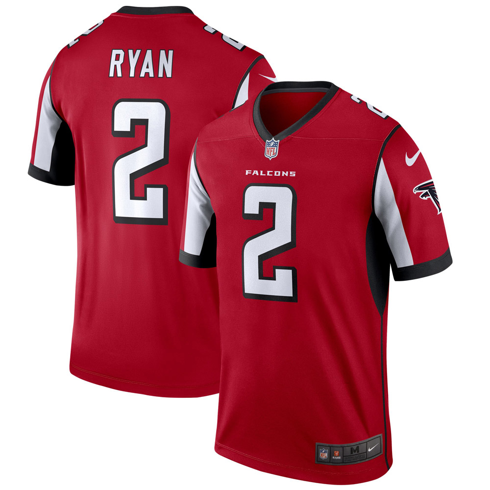 Nike - NFL Atlanta Falcons Legend Matt Ryan Jersey cd512c57f
