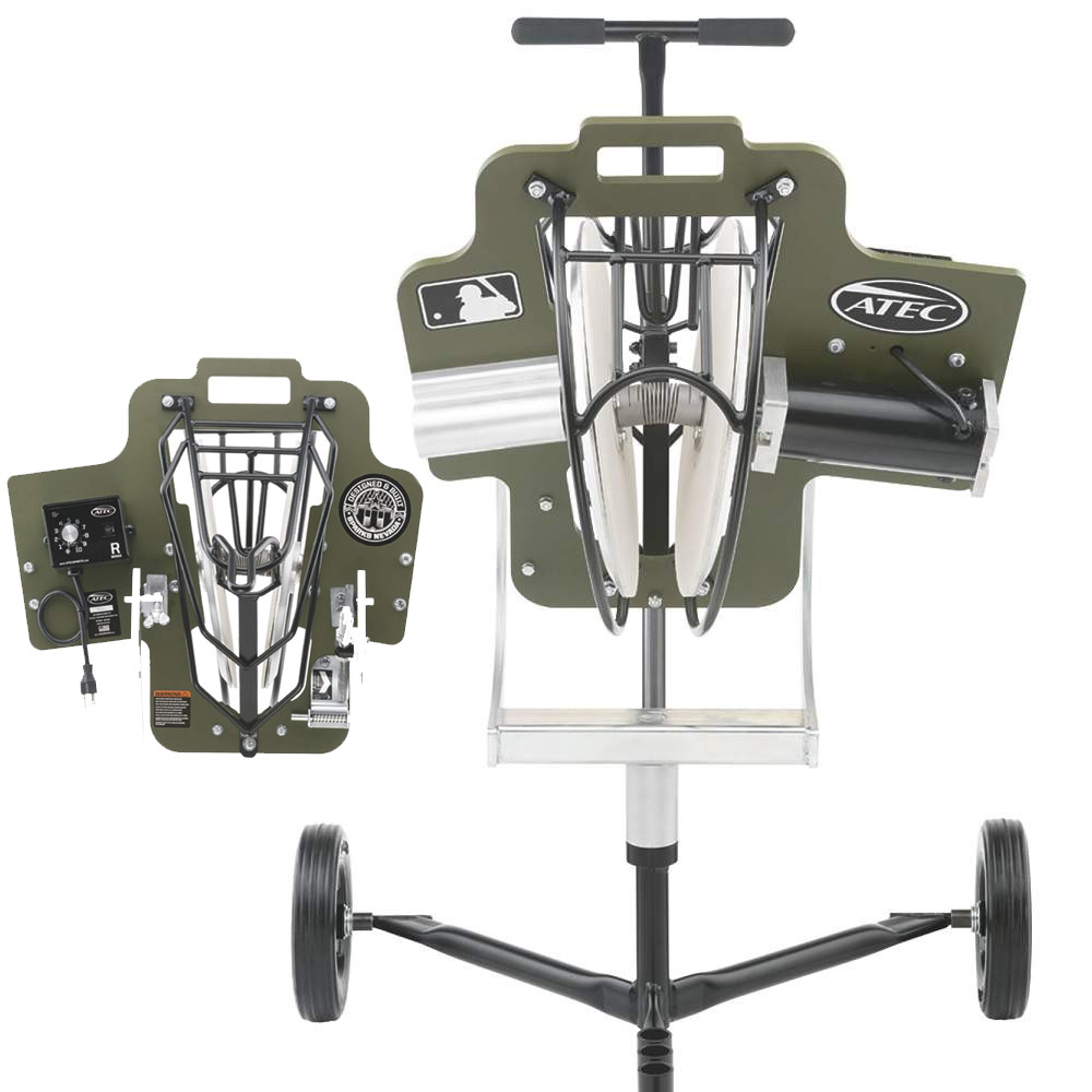 Atec R3 Baseball Training Machine