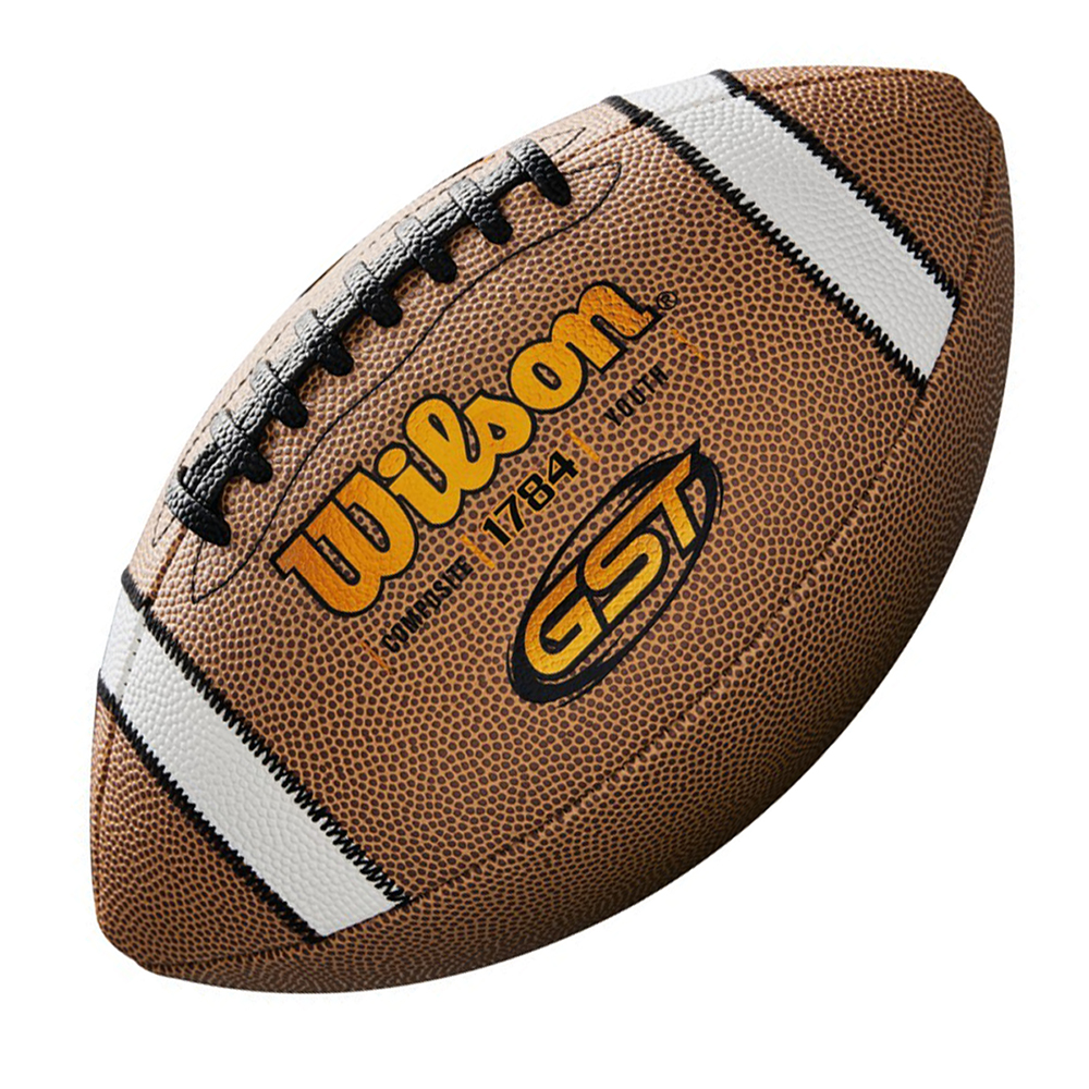 Wilson TDY GST Composite Football WTF 1784XB