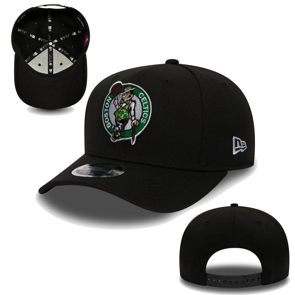 super popular d01bc 5e167 New Era NBA Boston Celtics Stretch Snap 9Fifty
