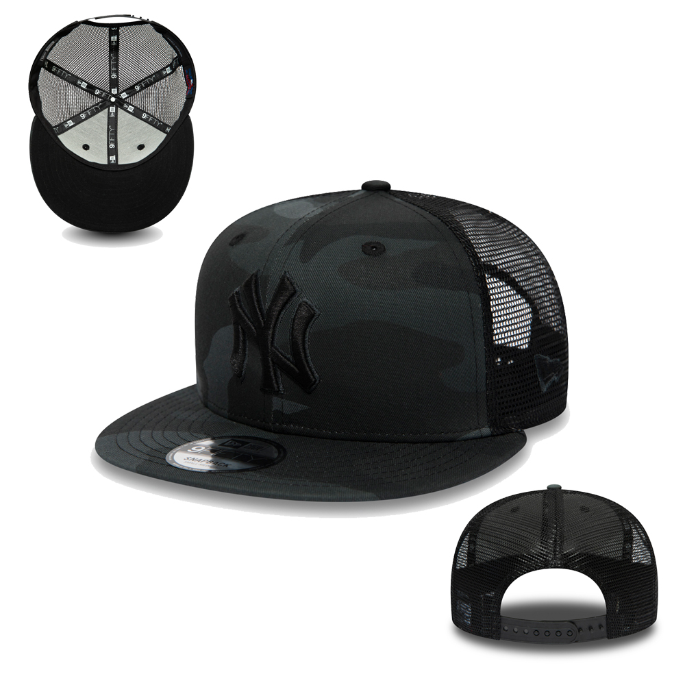 965871439c0 New Era - MLB New york Yankees League essential camo team 9fifty truck