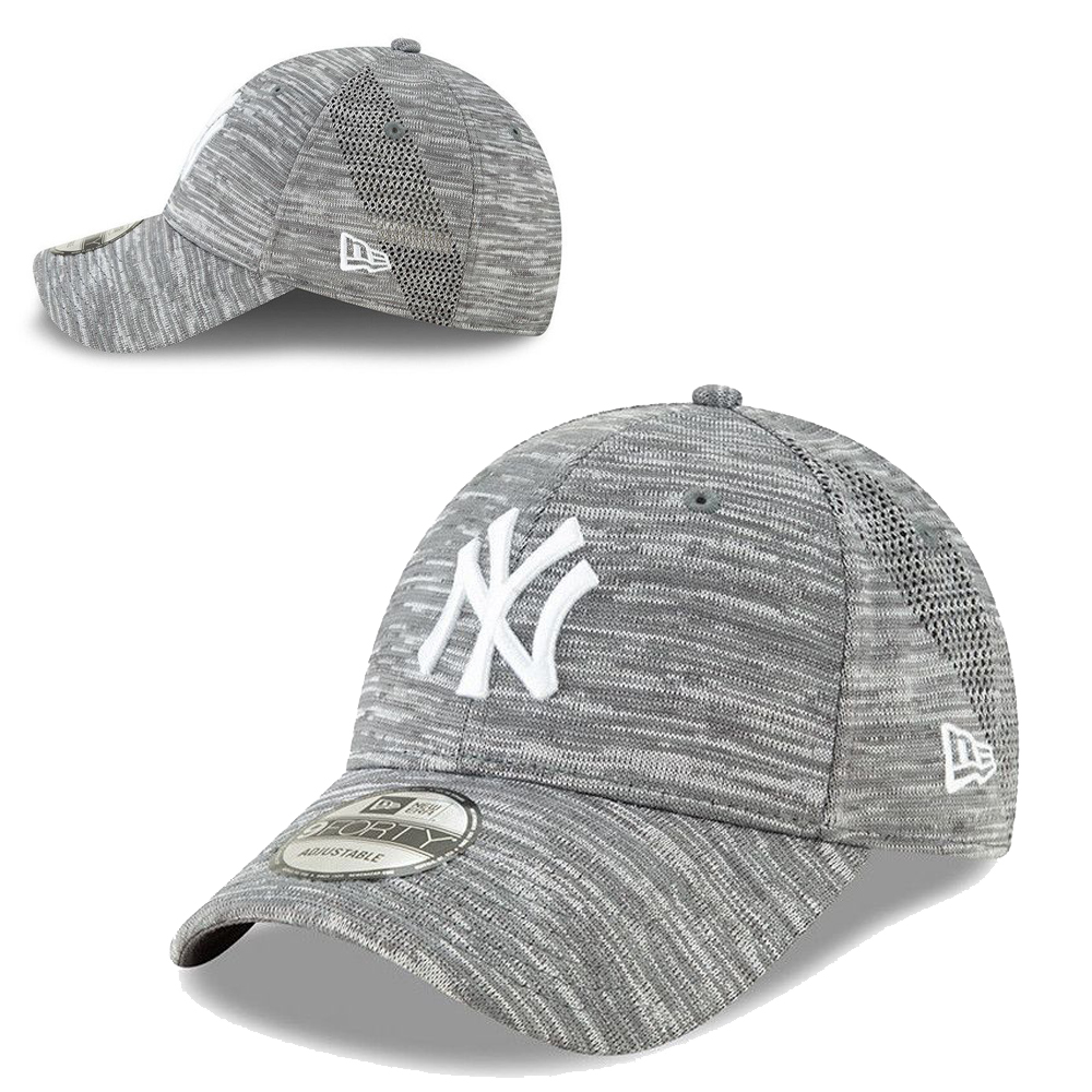 d9746fe2 New Era - MLB New York Yankees Engineered fit 9Forty Grey