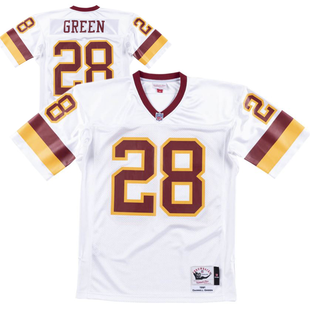 Mitchell & Ness - NFL Washington Redskins Darrell Green Throwback