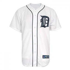 Majestic MLB Detroit Tigers Home Jersey