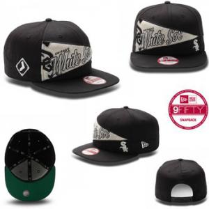 New Era MLB Chicago White Sox Pennant Snapback