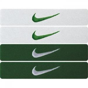 Nike Home & Away Dri-Fit Bands Forest Green