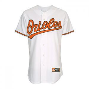 Majestic MLB Baltimore Orioles Home Jersey