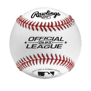 Rawlings ROLB3 Synth.Pract.Ball (Pack of 12) Baseball ball