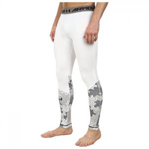 Under Armour UA Army Of 11 Compression Leggings White