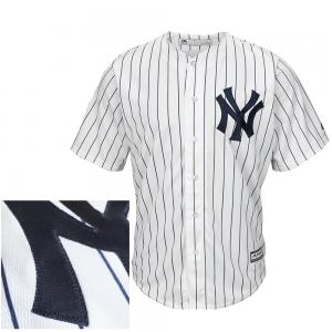 Majestic MLB New York Yankees Cool Base Home Jersey