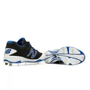 New Balance Low-Cut 4040v3 Metal Cleat  (spike crampons métal) Royal Blue