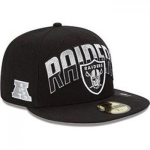 New Era NFL 2013 Raiders Onfield Draft 5950