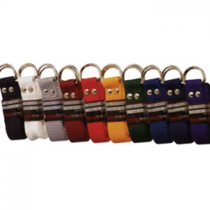 Rawlings Football Belts all solid colors
