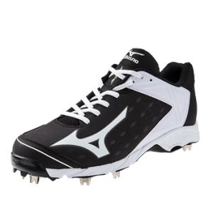Mizuno 9-Spike Advanced Swagger 2 - Low Black/white