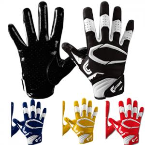 Cutters S451 REV. Pro 2.0 Football Glove (all colors)