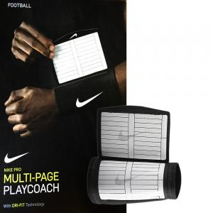 Nike Pro-Combat Dri-FIT Multi-Page Playcoach Black NFN29010OS