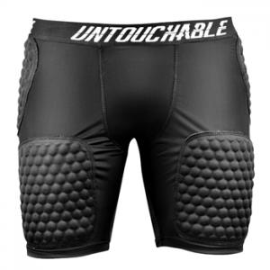 NA Untouchable 5/Padded Girdle Black w/Cup Pocket