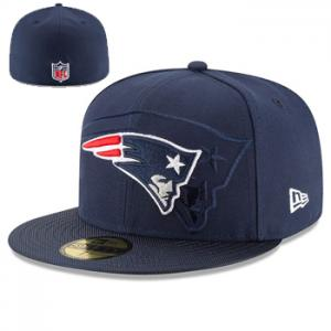 New Era NFL New England Patriots Sideline 59Fifty
